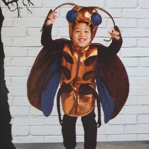 Halloween Cockroach kids costume